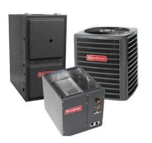 Best Prices on New A/C Units and Furnaces