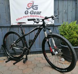 Cube Ltd Series 29er hardtail mountain bike