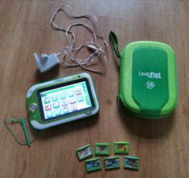 Leap Frog LeapPad Ultra XDI + games