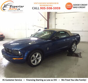 2007 Ford Mustang Convertible - END OF SUMMER SALE!!!