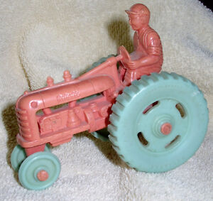 From the farm: Reliable Toy Co. FARM TRACTOR  - Canadian made Cambridge Kitchener Area image 6