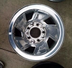 WANTED!  LOOKING FOR 15 OR 16 INCH FORD CHROME RIMS Kitchener / Waterloo Kitchener Area image 2