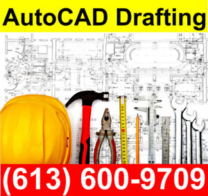 Architectural Drafting & Building Permit BCIN