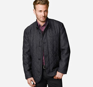 Johnston & Murphy Quilted Herringbone Jacket North Shore Greater Vancouver Area image 1