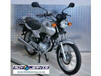 2008 08 HONDA CG125 -7 ELECTRIC START