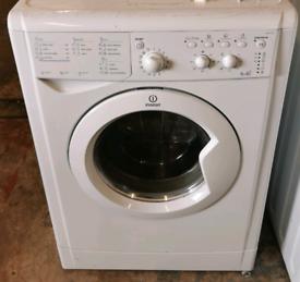 £140 Indesit 6KG Washer Dryer - 6 Months Warranty