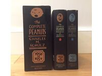 The Complete Peanut's Collection Volume 1 & 2