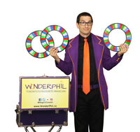 Now Booking Holiday Party Magic Shows