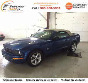 2007 Ford Mustang convertble Convertible