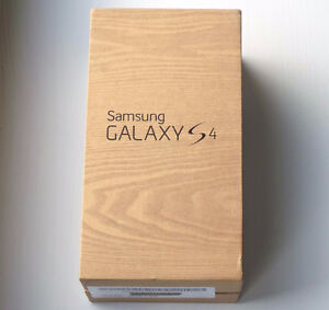 NEW SAMSUNG GALAXY S4 UNLOCKED 16GB