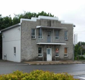 Immeuble à vendre avec revenus directement du propriétaire