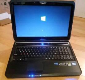 Median erazor gaming laptop i7