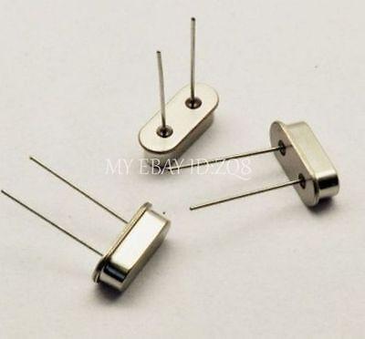 10PCS 27M 27MHz 27.000M 27.000MHz Crystal Oscillator HC-49S -