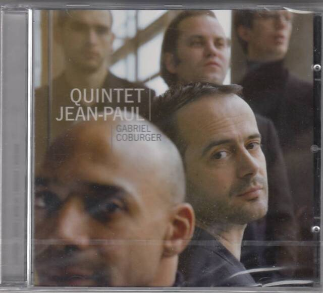 Gabriel Coburger - Quintet Jean-Paul (CD 2008) NEU/Sealed !!!
