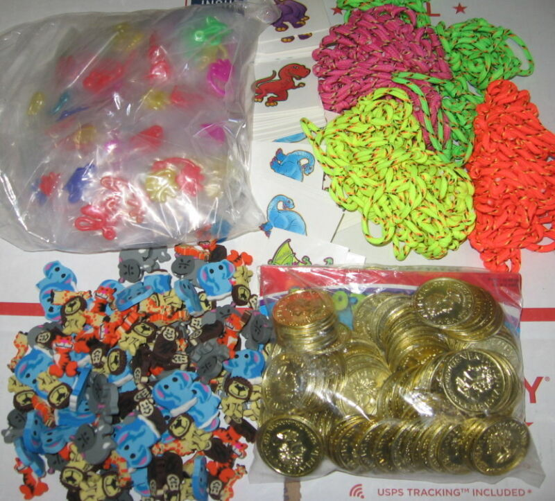 720 TOYS, 5 GROSS, CARNIVAL VENDING, PARTY FAVORS, PINATAS, PRIZES, FAST SHIP! C