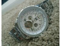 BRAND NEW BREITLING NAVITIMER BENTLEY MOTORS AUTO MOVEMENT HEAVY WATCH