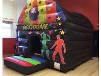 Disco Dome Hire | Disco Dome Bouncy Castle