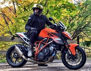 2015 KTM Superduke 1290 R, list of performance parts