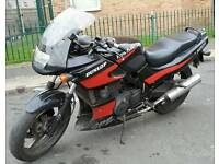 KAWASAKI EX 500S 500cc Motorcycle - 6mths Mot & in Excellent Condition