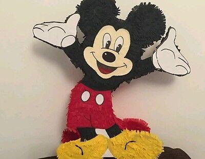 Pinata mickey mouse (Mickey Pinata)