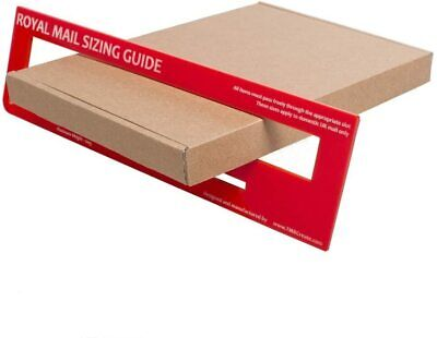 10 CHEAPEST Royal Mail Large Letter Box Cardboard Post Mailing C4/A4 MADE IN UK