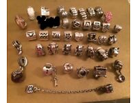 PRICED IN DESCRIPTION genuine pandora charms