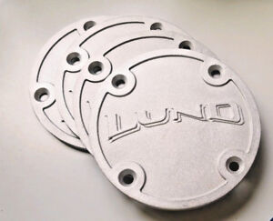 LUND BOAT COVERPLATE COVER SEAT POST HOLES OR OTHER FLOOR AREAS 1983727