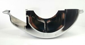 Chrome Flywheel Flexplate Dust Cover For GM 700R4 Transmission Cars Only