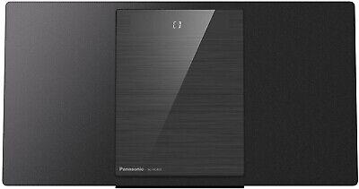 PANASONIC SCHC402EGK Mini chaine HiFi DAB+ FM CD Bluetooth Design Vertical