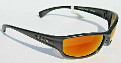SUNCLOUD Hook POLARIZED Sunglasses Matte Graphite Black/Red NEW Smith (Sunglasses Hook)