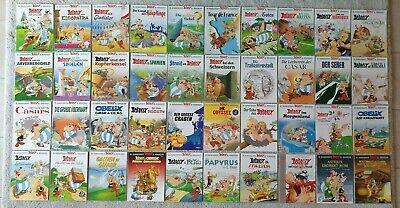 Komplette Sammlung Top (Asterix & Obelix komplette Sammlung 1 - 37  + 3  Sonderbände   ungel., TOP Zust.)