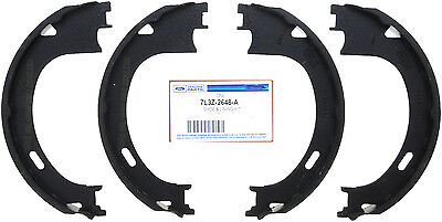FORD OEM Parking Brake-Shoes 7L3Z2648A