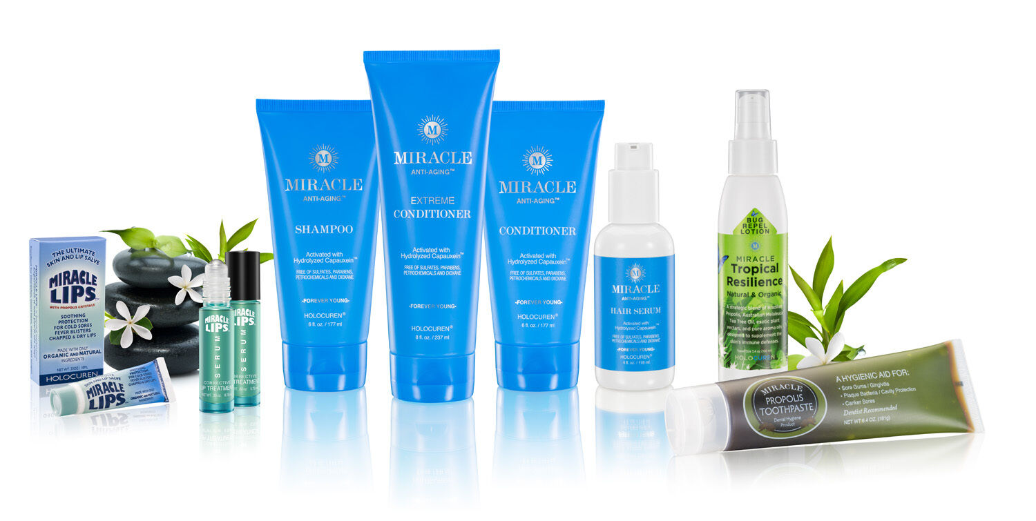 Miracle Products by HOLOCUREN