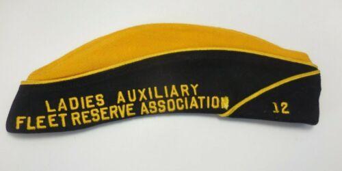 Ladies Auxiliary Fleet Reserve Association Cap Chicago Ill. 12 Navy CL1