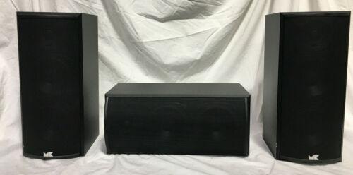 M&K Sound LCR-750 MKII Left/Center/Right THX Speakers