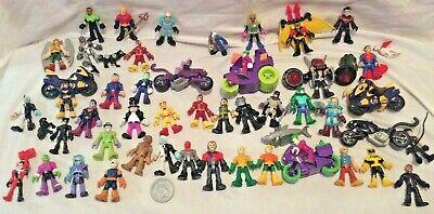 IMAGINEXT FIGURES BATMAN VILLAINS DC HEROES Power Rangers *Please select*