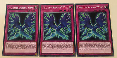 3 x Phantom Knights