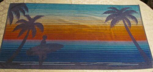Vintage Beach Towel 80