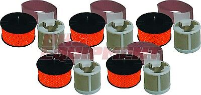Stihl Ts460 Ts510 Ts760 Non-oem New Style Air Filter Set 5 Pack - 4221-007-1002