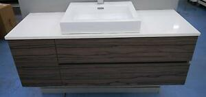 RRP$2070 Ex Display RF 1200 Urban Bathroom Vanity Cabinet Melbourne CBD Melbourne City Preview