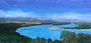 Endeavour River Painting 2006 Cooktown Cook Area Preview