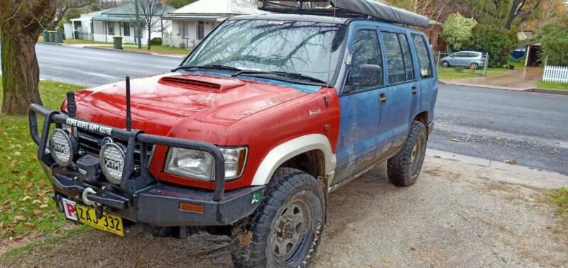Holden Jackaroo 3 1td 94 Cars Vans Utes Gumtree Australia Bathurst City Bathurst 1250754631