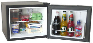 Caldura 17 litre Mini Fridge Black