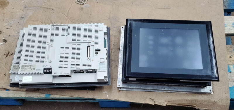 OMRON HMI -- NS10-TV01B-V2 - Used - USA