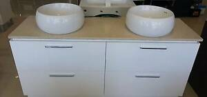 Sale - 30%OFF-1500mm Vanity with Stone Top & Basin now ONLY $1099 Bentley Canning Area Preview