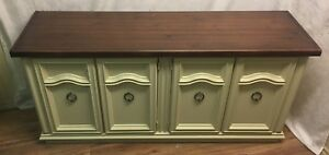 Canadian Made Antique White Sideboard/Buffet