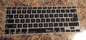 Macbook Pro 13 inch Keyboard Overlay French Canadien