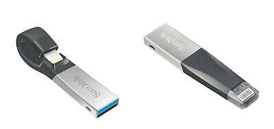 Iphone Usb-stick (SANDISK iXPAND 128GB, 256GB USB-Stick USB 3.0 für IPHONE &IPAD iXPAND Mini )