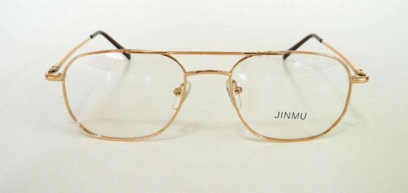 53-18-140 Aviator Style Eye Glasses Metal Frame 4 Colors-Retail $98 lQQl n $ave