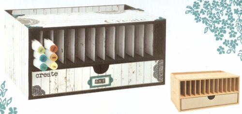 Wood MARKER HOLDER Scrapbooking Beyond Page Kaisercraft SB2272 Paper Crafting